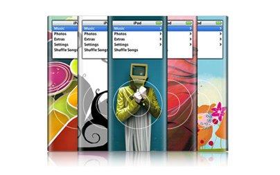 Skins iPod