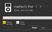 Songbird. Soporte iPod mejorado