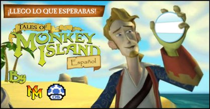 Tales of Monkey Island en español
