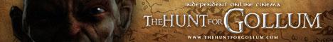 The Hunt For Gollum, un corto basado en El Señor de los Anillos