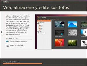 Instalador de Ubuntu 10.10