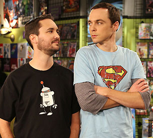 Wil Wheaton en The Big Bang Theory