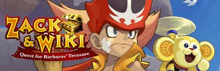 Zack & Wiki: En busca del tesoro de Barbaros