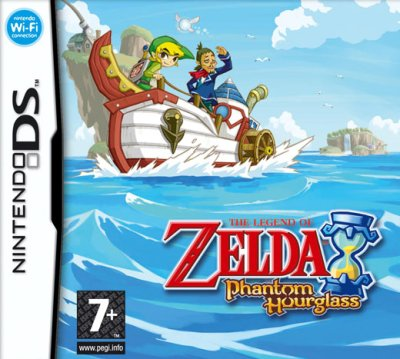 Zelda: Phantom Hourglass
